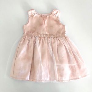 Carter's Baby Girl Pink Dress